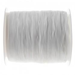 Rafil blanc-bobine de 25m